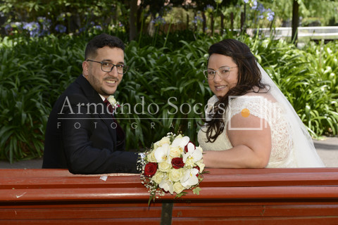 Ainoha y Antonio